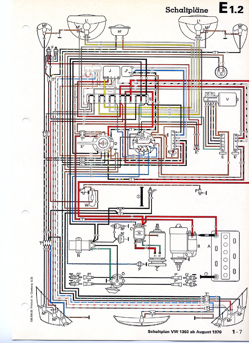 Viewtopic together with 1975 Vw Bus Wiring Diagram Wiring Diagrams furthermore 2000012314 together with Volkswagen Karmann Ghia Engine furthermore 1961usa T1 To Vw Wiring Diagrams. on 1971 volkswagen wiring diagram