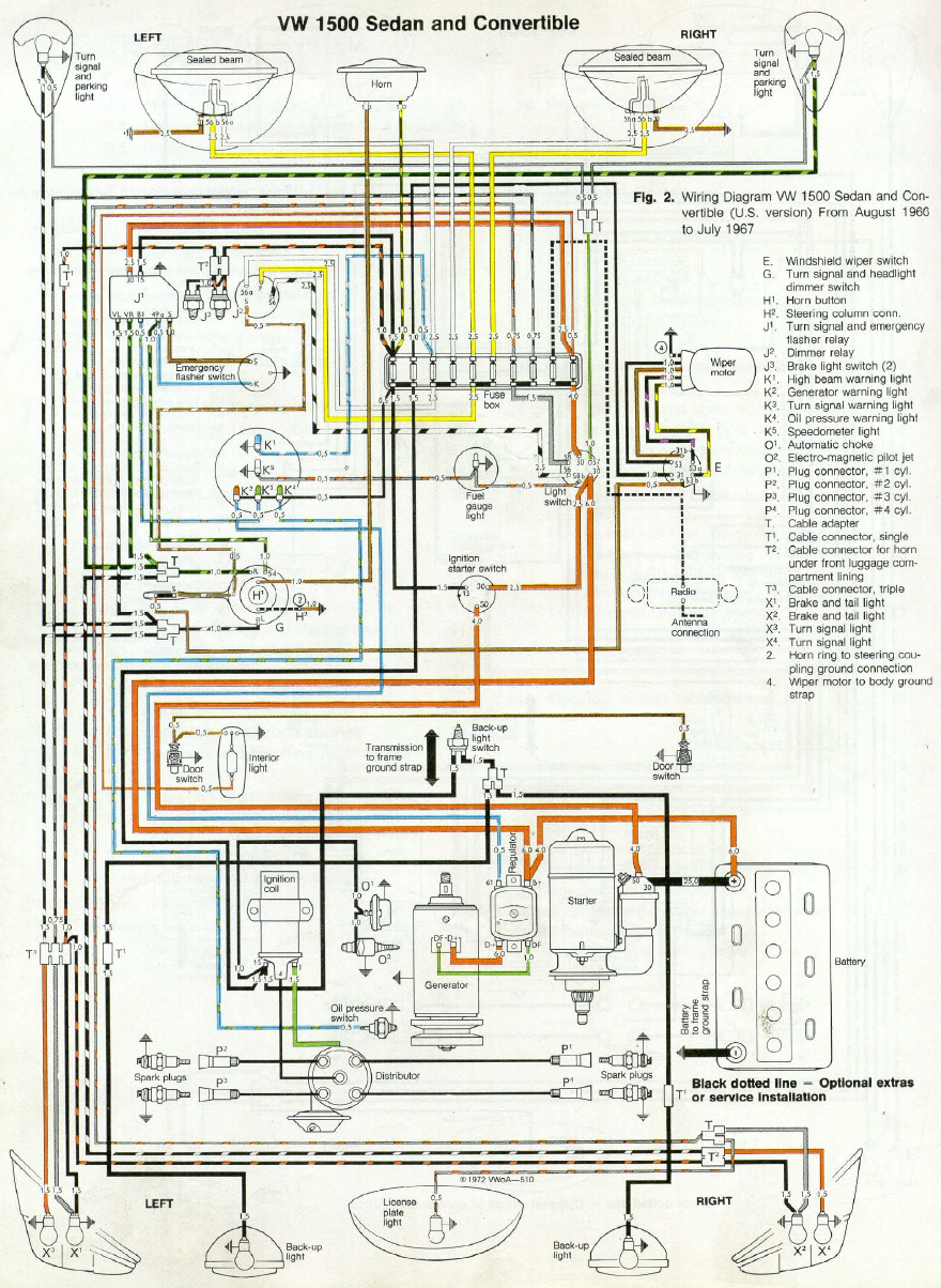 kroonwireharnesses in addition 74 Super Beetle Wiring Diagram further Vw Choke Wiring moreover Kawasaki Vulcan Vn750 Electrical System And Wiring Diagram moreover Wiringharness. on porsche 914 wiring harness